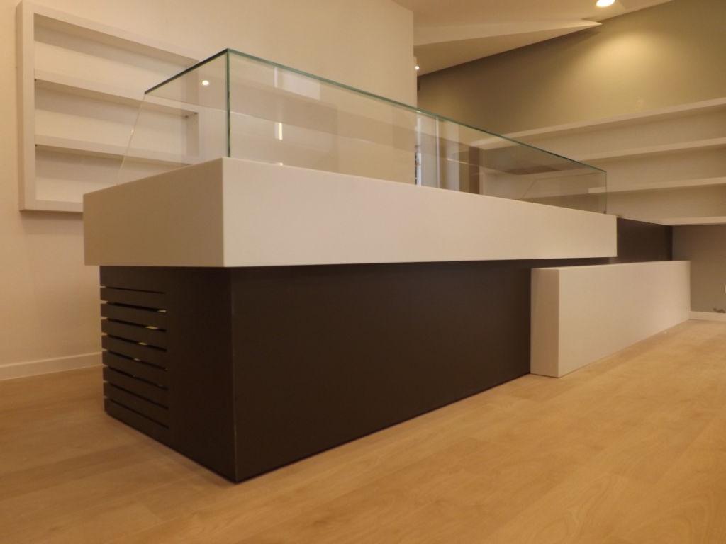 NEGOZIO Pasticceria – interior design – progetto arredo – finiture