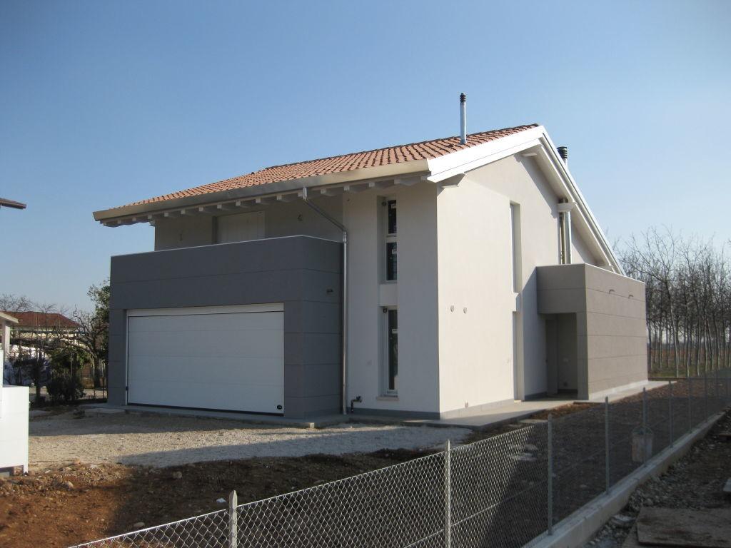 Progetti villette singole amazing cheap progetti casa in for Villette progetti