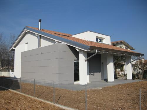VILLETTE SINGOLE           progetto – gestione cantiere – finiture – interior design