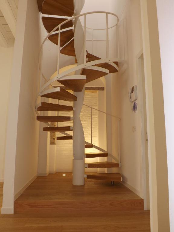 PALAZZETTO a Treviso – riatto interno, progetto d'interni e finiture