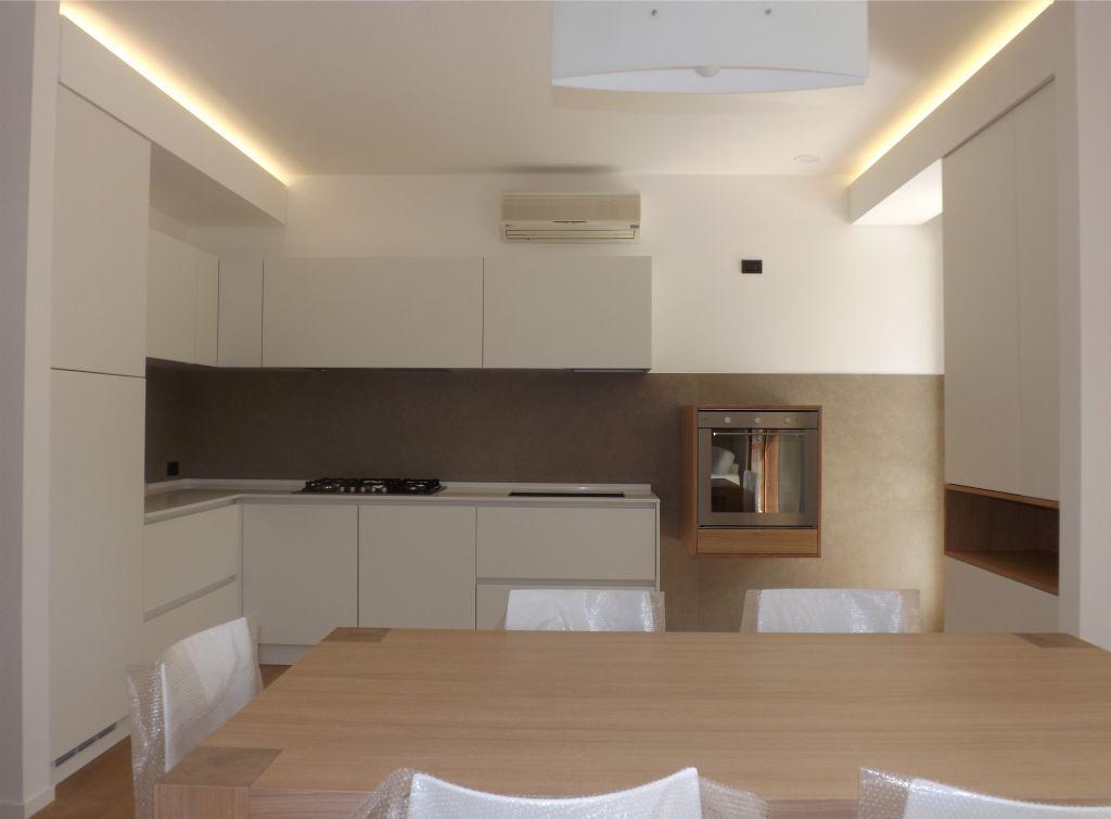 APPARTAMENTO – progetto d'arredo – interior design – finiture