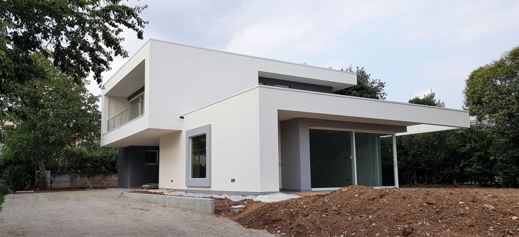 VILLA SINGOLA – Project managment, Interior Design,